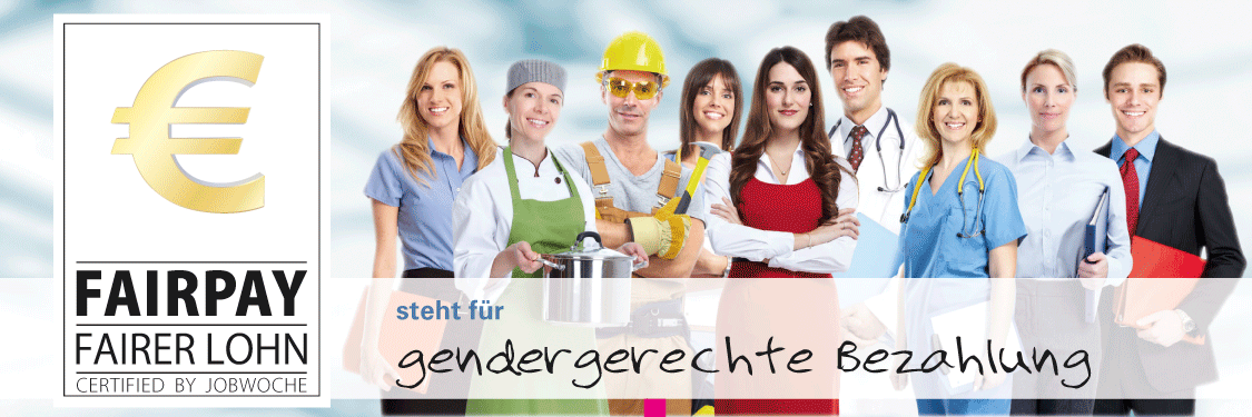 Gender Pay bei Fairpay24